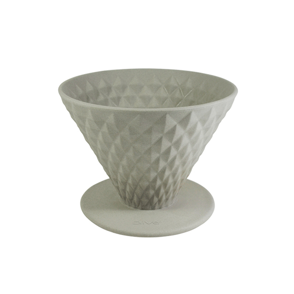 Driver cellar made ceramic filter cup 1-2 cup-confessions