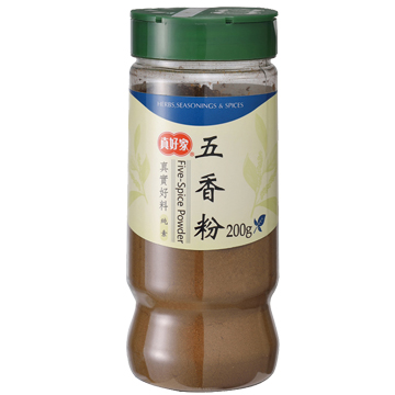 """Good Home"" Five Spice Powder-Cha Cha Can (200g)"