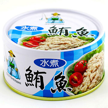 Tongrong boiled tuna 180g*3 pieces/group