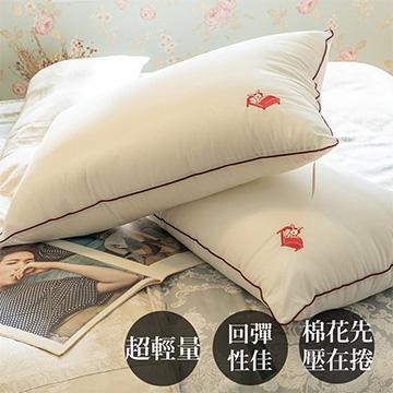 Anna Home 新光四孔纖維棉枕頭(2入)
