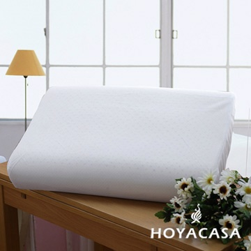 "Ergonomic latex pillow ""HOYA style"""