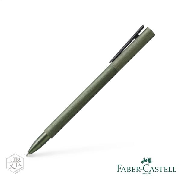 Faber-Castell Neo Slim 橄欖綠 鋼珠筆