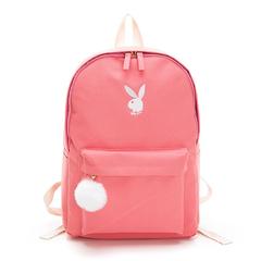 PLAYBOY- กระเป๋าเป้ BUNNY Rabbit Series-Pink