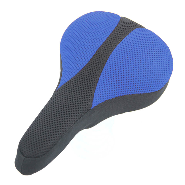 (DR. Air)Dr. Air New Type Lightweight Functional Seat Cushion for Mountain Bike-Blue