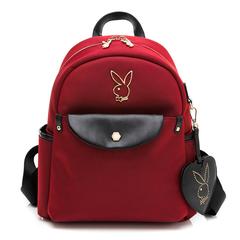 PLAYBOY- กระเป๋าเป้ Smart Series-Red
