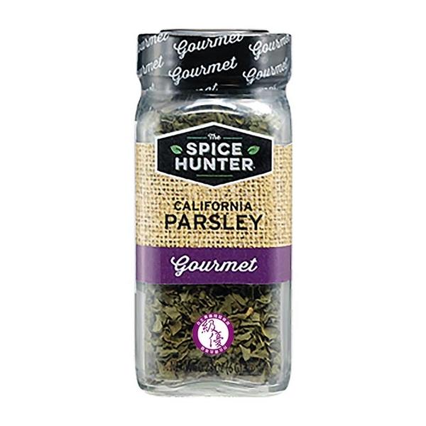 【Spice Hunter 香料獵人】美國進口 級優巴西里碎片(6g)