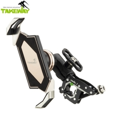 TAKEWAY HAWK1-PH05 Black Falcon Z ที่วางโทรศัพท์รุ่นกันกระแทกShock