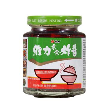 維力 素食炸醬罐(175g)