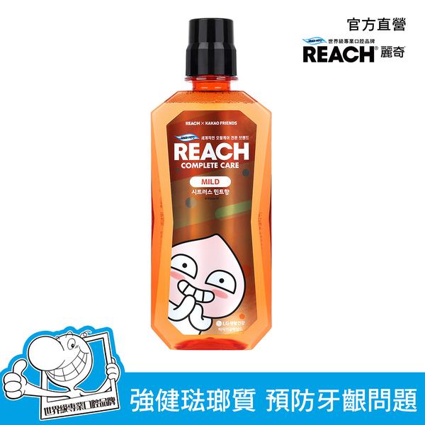 (Reach)Liqi X KAKAO Mouthwash-Soothing Mint 320ml