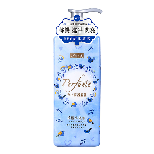 """(水平衡)【Water Balance】Perfume Moisturizing Conditioner """"Romantic Little Lucky"""" 700g"""