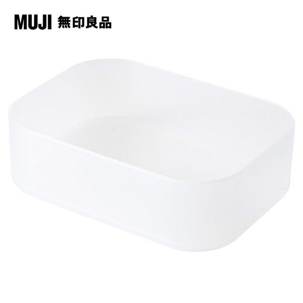 [PP] MUJI MUJI cosmetic compact 1/4 horizontal (P)