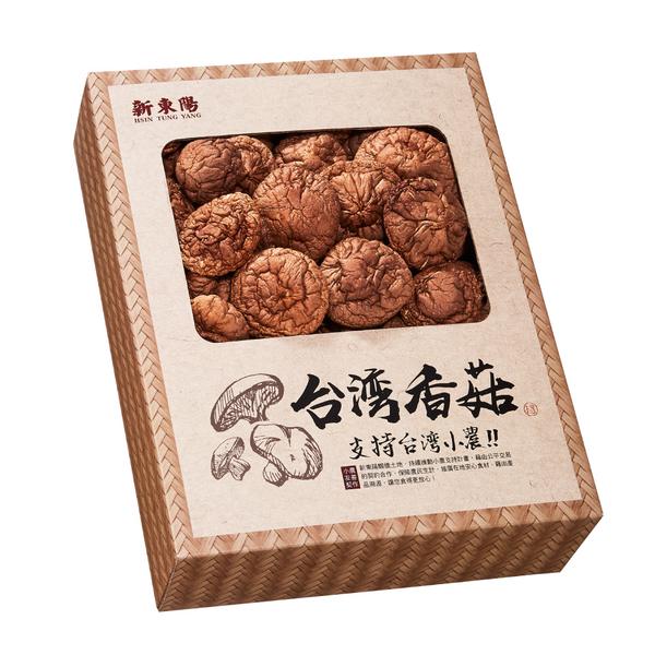 [新東陽] 台灣香菇禮盒 (附提袋)
