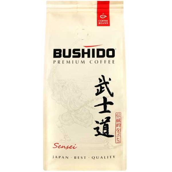 UCC Bushido coffee beans - baked mellow (227g)