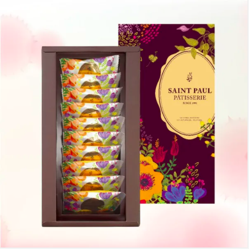[SAINT PAUL] 鳳梨酥 (10入/盒) x5盒 (附提袋)