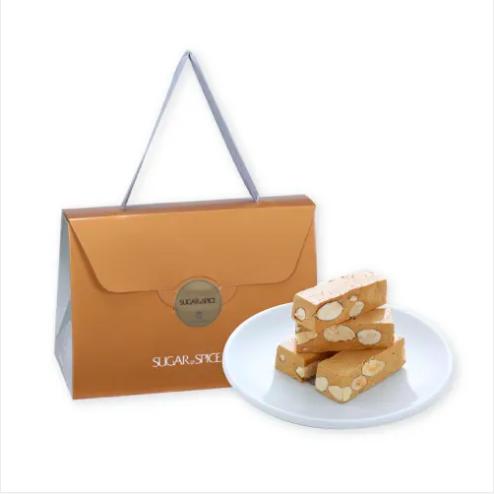[糖村] 太妃糖牛軋糖-經典包 (400g/盒) x5盒