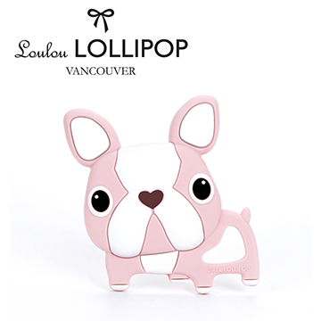 (louloulollipop)[louloulollipop] Canadian infant pink bull dog fixed gear