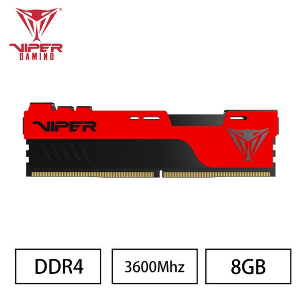 (viper)VIPER ELITE II DDR4 3600 8GB desktop memory