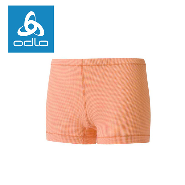 (odlo)[Switzerland ODLO] Women's silver ion cubic boxer briefs 140271 (pink orange-32502)