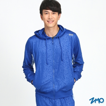 (ZMO)[ZMO] M cap collar sport coat warm light AT193 / light blue / MIT Made in Taiwan