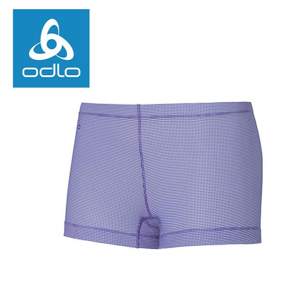 (odlo)[Switzerland ODLO] Women's silver ion cubic boxer briefs 140271 (blue/hemp gray 20215)
