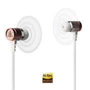 【Ninety Plus】B.Howard celebrity series, Hi-Res earphone with build in Microphone