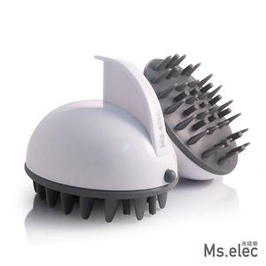 【Ms.elec】แปรงไฟฟ้านวดหนังศีรษะ