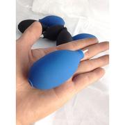 ลูกยางเป่าลม แบบหัวสั้น (รหัสสินค้า : XJ-036)