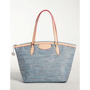 ELECONCE PARALLEL กระเป๋าถือ/สะพายใหล่ (สีฟ้า)