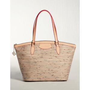 กระเป๋าถือแบบกากบาท ELECONCE PARALLEL (SandyYellow)