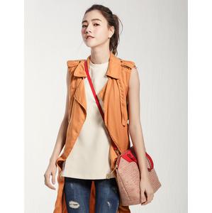 กระเป๋าเพชร ELECONCE PARALLEL (OrangeRed)