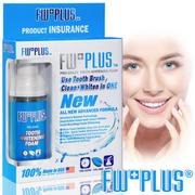 NEW FOAM ฟอกสีฟัน•แปรงโฟมแบบ Dual-Action สำหรับทำความสะอาดแปรงลึกลงไปในช่องว่างฟัน•สูตรอ่อนโยนอย่างรวดเร็ว•สารสกัดจากไวท์เทนเนอร์มากกว่าฟอกสีฟันและยาสีฟัน• USA Made 【 FW + PLUS 】(ไม่แผ่นฟอกฟันขาว ไม่กาแฟ ไม่เครื่องทำความสะอาดฟัน)