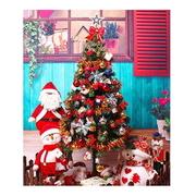 ต้นคริสต์มาส พร้อมของตกแต่ง สูง 3 เมตร