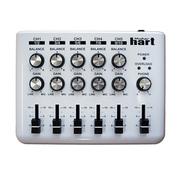 เครื่องผสมสัญญาณเสียง Hart LOOP MIXER - เครื่องผสมเสียงสเตอริโอ 5 แช็กพร้อมฟังก์ชันลูป