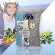 Aromate Helmet Deodorizer Value Set เซ็ตสเปรย์ทำความสะอาดหมวกกันน็อค กำจัดกลิ่น ฆ่าเชื้อโรคใน1เดียว