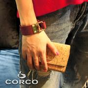 สร้อยข้อมือ CORCO Bamboo ของเกาหลี (เหมาะสำหรับชายและหญิง)